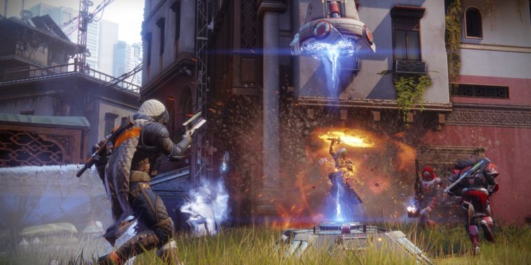 photo image Destiny 2 probably coming to PC after consoles