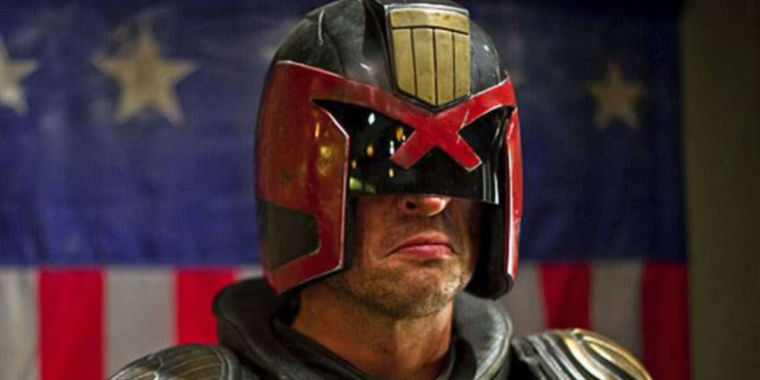 A Judge Dredd TV Series is Finally Going to Happen