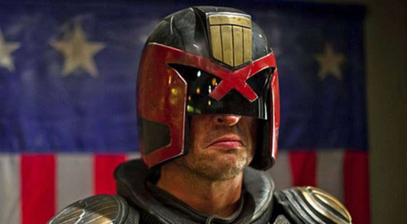 Judge Dredd TV series is one step closer to happening