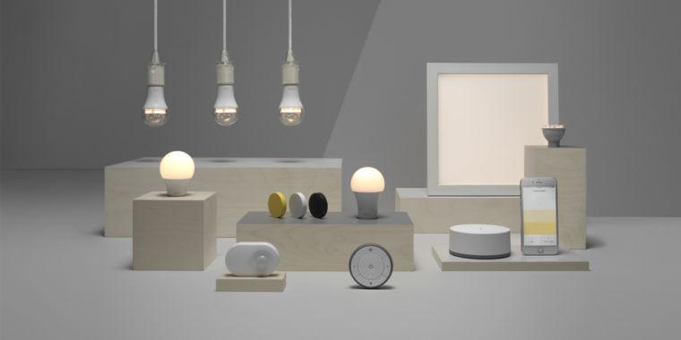 Ikea S Low Cost Smart Lights Get Alexa Google And Siri