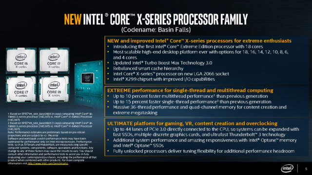 Intel Core i9-7900X review: The fastest chip in the world