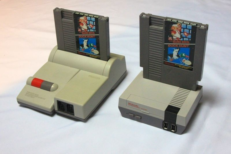 Both of these miniature NES systems share something in common: they're no longer being made.