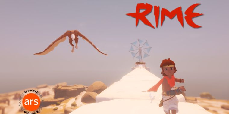 RiME game review: An unforgettable memorial vacation