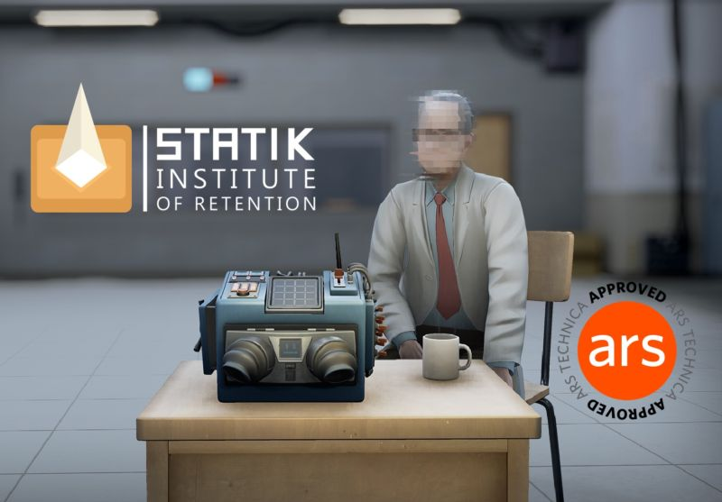 Hands in the box: New puzzle game Statik does right by VR