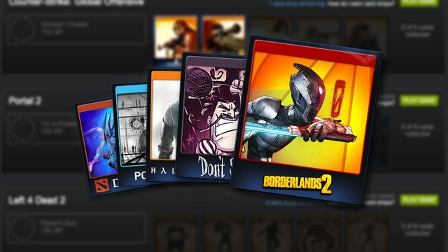"Steam tries to shut down ""fake"" games that abuse Trading Card system"