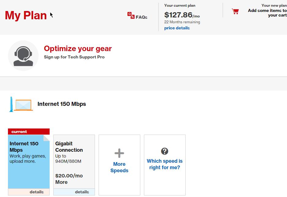 Verizon's gigabit upgrade pricing still makes almost no sense ...