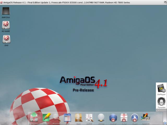 The A-EON Amiga X5000: An alternate universe where the Amiga