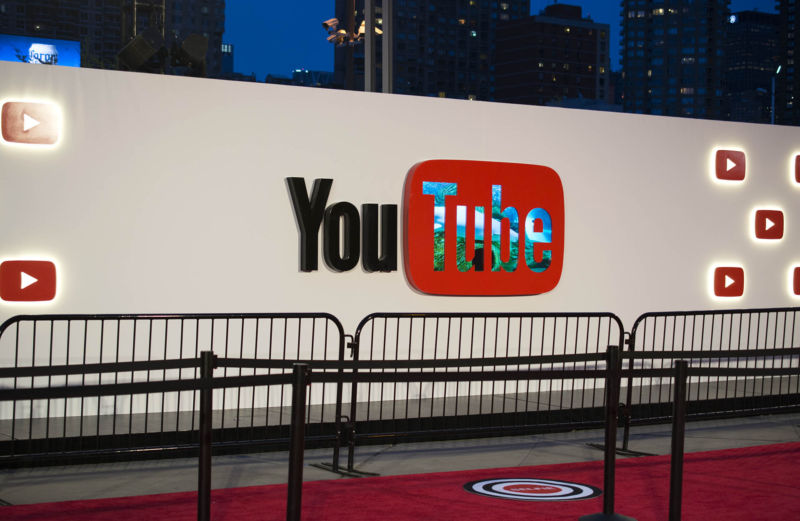 New icons are YouTube's latest way to alert creators of video demonetization