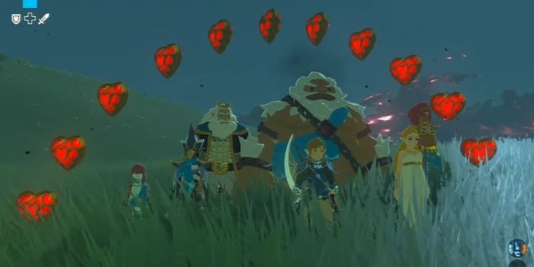 Breath of the Wild hack is like Garry's Mod for Zelda | Ars Technica