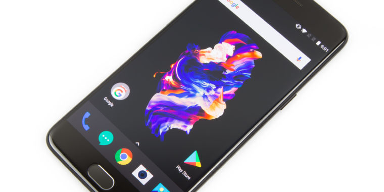 photo image OnePlus engineering APK exposes backdoor to root access