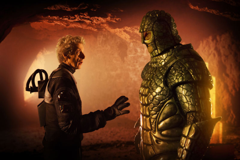 Doctor Who: Empress of Mars review