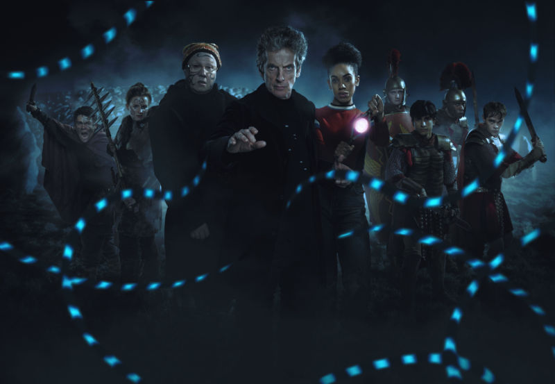 Doctor Who: The Eaters of Light review