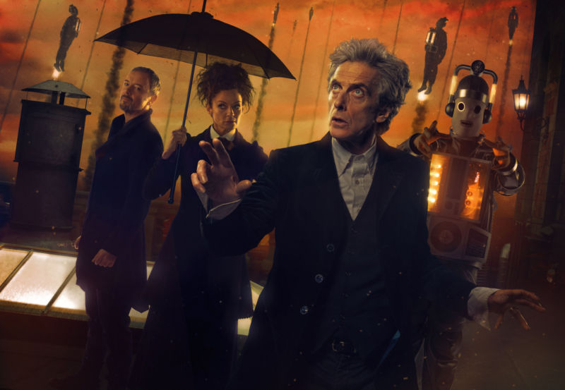 Doctor Who review: Time tumbles out of control in The Doctor Falls