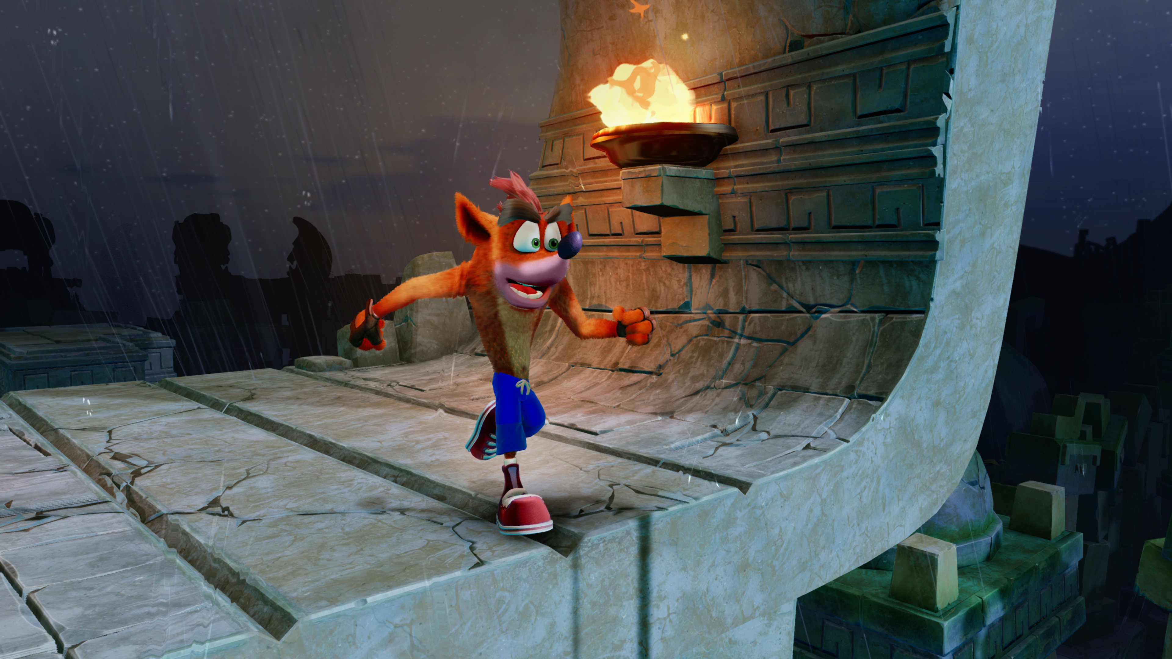 Crash Bandicoot N  Sane Trilogy: As good as the uneven series will