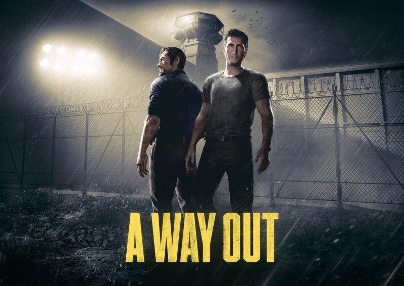 Mandatory co-op fuels the storytelling possibilities of new game A Way Out