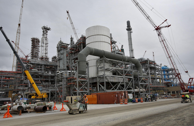 Regulators suggest $7 5 billion coal gasifier facility give up