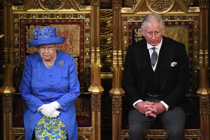 Queen's Speech: UK gov't wants to get rid of Internet safe spaces. Really now.