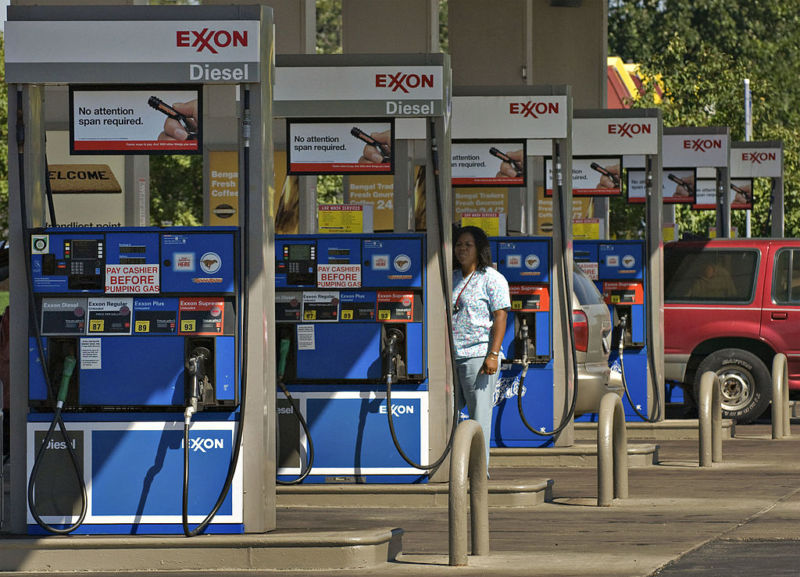 New York officially sues Exxon Mobil for misleading investors on climate change