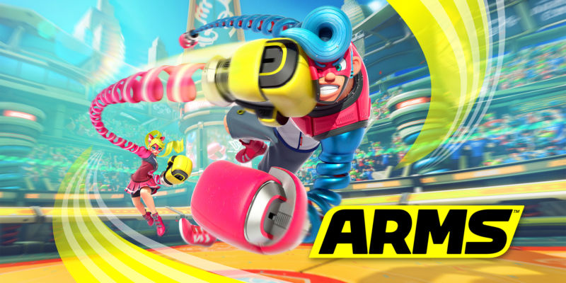 Arms review: Nintendo reinvents the fighting game and it's brilliant
