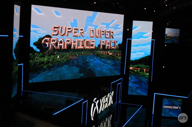 Minecraft to receive its first top-engine visual overhaul