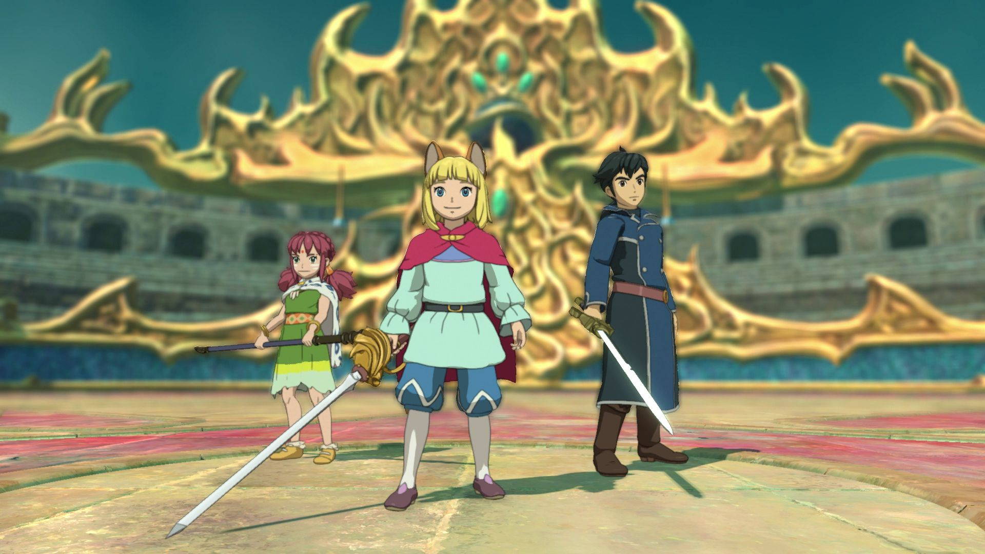 Ni No Kuni 2 Ditches Turn Based Combat And That S Not A Bad Thing