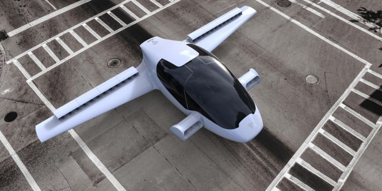 Thumbnail for Are flying cars about to become a real thing? Starburst Accelerator thinks they are
