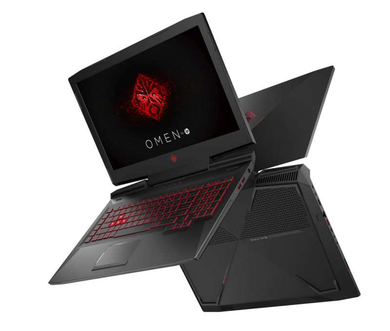 HP grows Omen line with new gaming laptops, VR backpack PC, and more