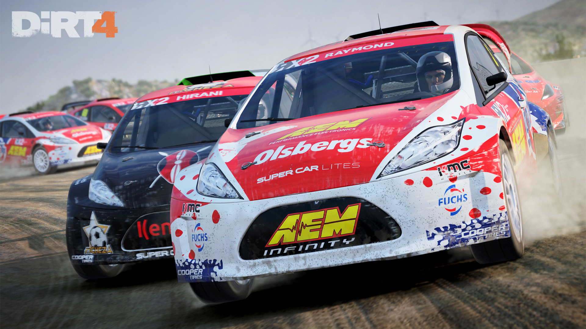 Dirt 4 Review As Engaging As Dirt Rally But Without The Punishing
