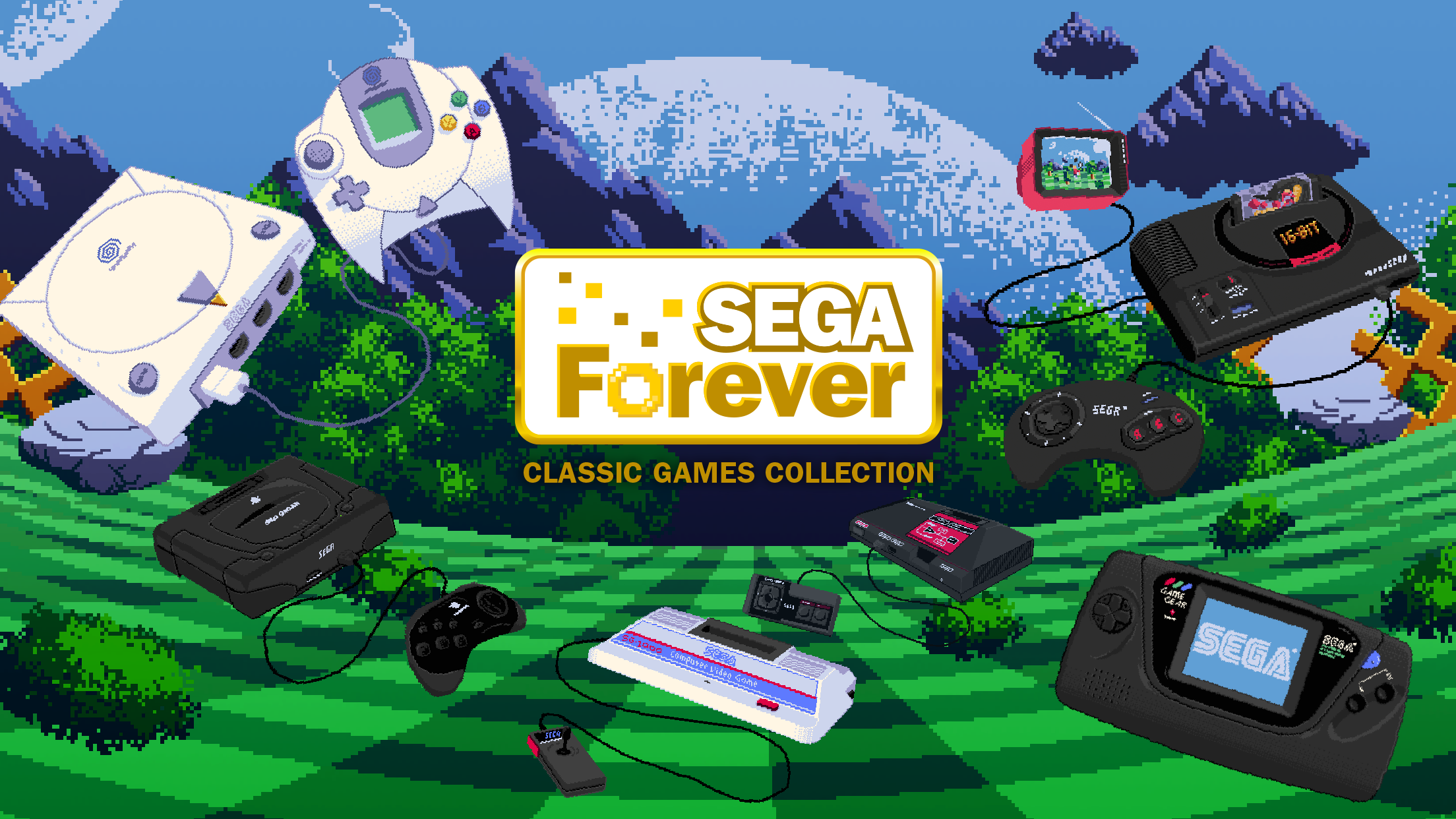 Image result for sega forever