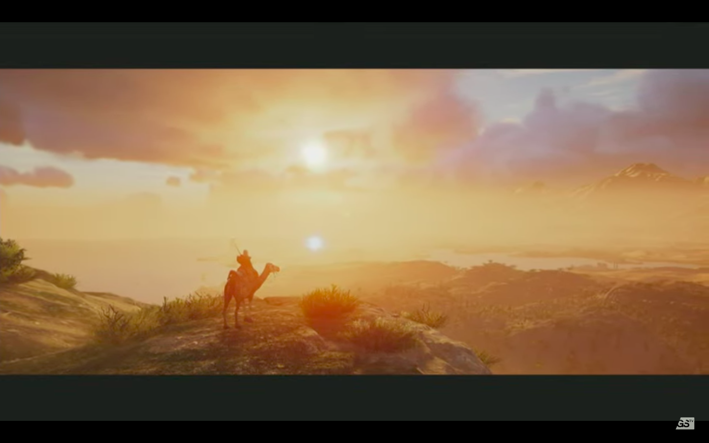 <em>Assassin's Creed: Origins</em> trailer shot.