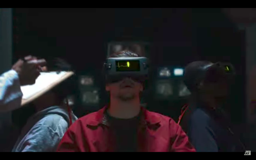 The heck kind of VR mock-up device is that, Ubisoft?