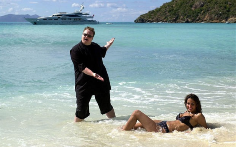 Kim Dotcom can't get back millions' worth of assets US seized, feds say