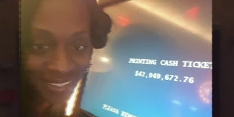 "Sorry ma'am, you didn't win $43M—there was a slot machine ""malfunction"""