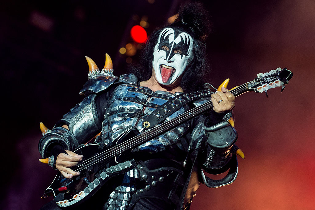 Kiss Singer Wants To Trademark Devil Horns Rock And Roll Sign