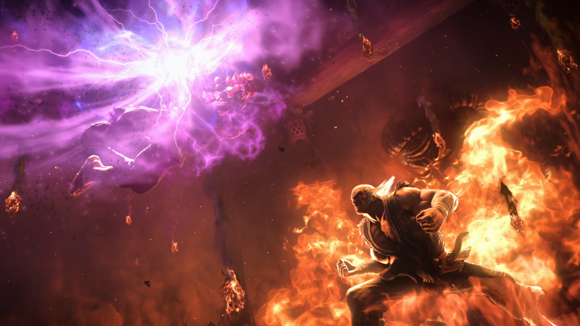 Tekken 7 Review Stellar Pc Port For Both 4k Rigs And Intel Hd Graphics Ars Technica