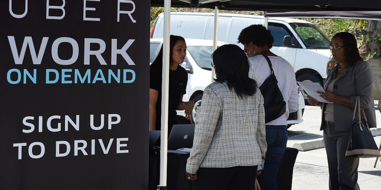 Uber driver stock options