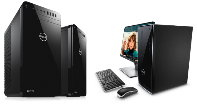 Dealmaster: Get a Dell XPS tower or an Inspiron desktop with monitor for just $499