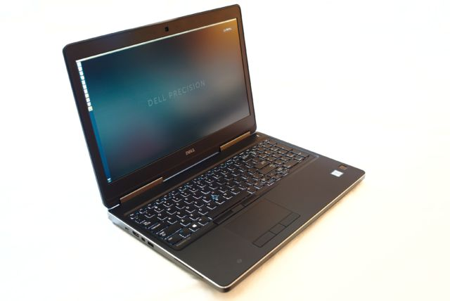 The beefy Dell Precision 7520 DE can out-muscle a growing Linux