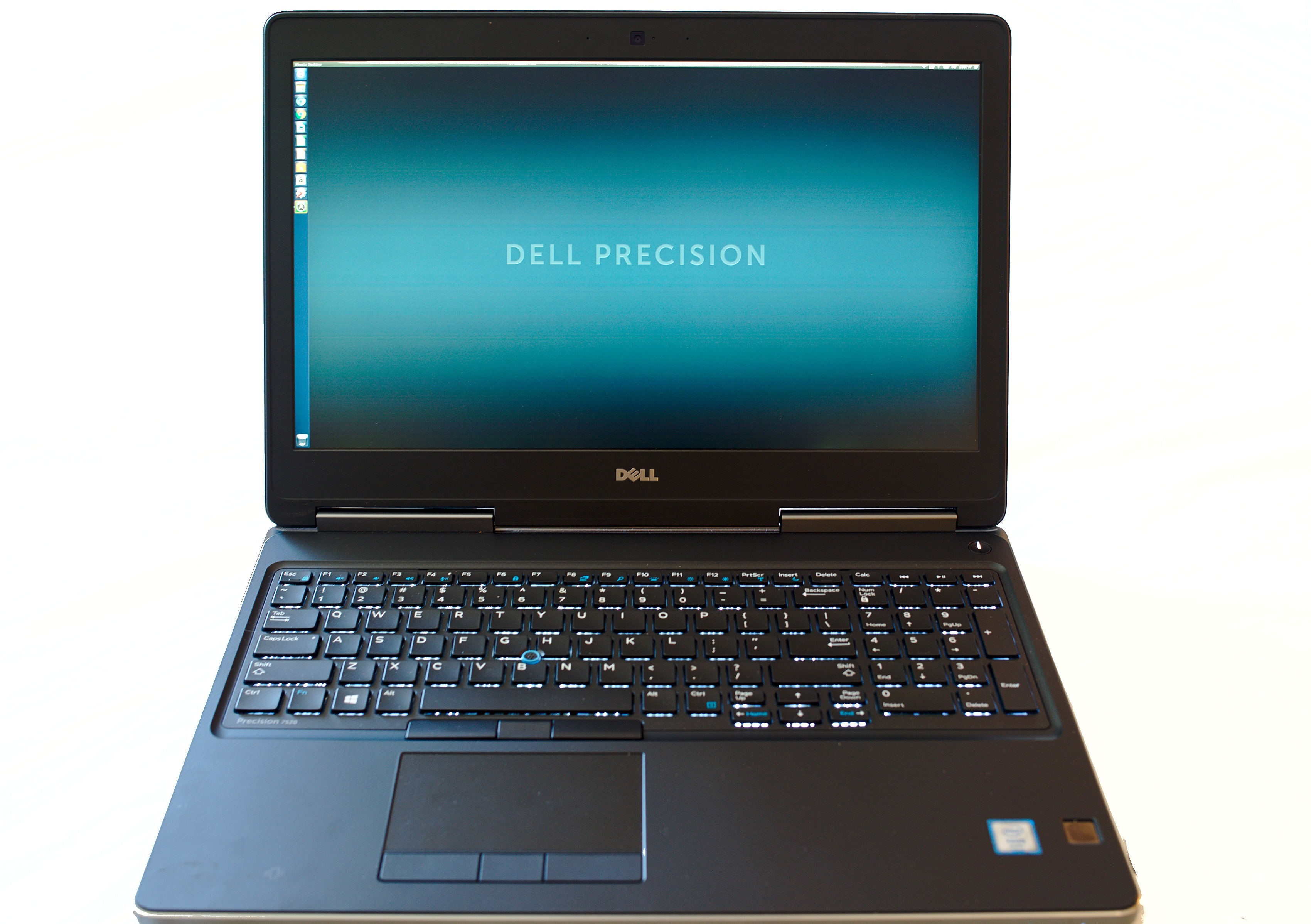 The beefy Dell Precision 7520 DE can out-muscle a growing