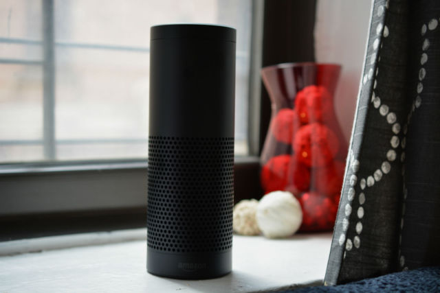 Amazon Echo et al—they're listening.