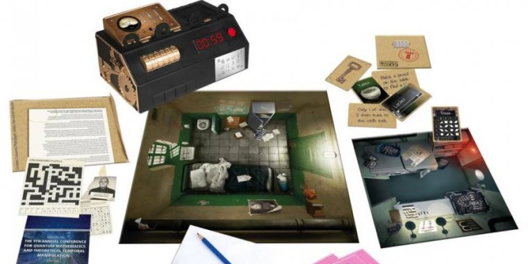 Escape The Room The Game Spinmaster
