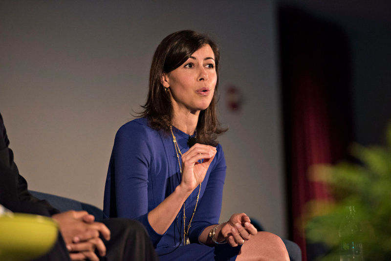 Jessica Rosenworcel speaks at INTX: The Internet & Television Expo in Chicago on Wednesday, May 6, 2015.