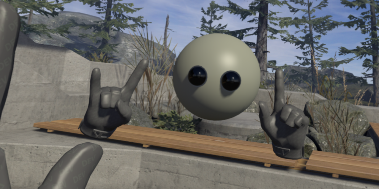 """Valve tries to one-up Oculus Touch with five-finger """"Knuckles"""" VR"""