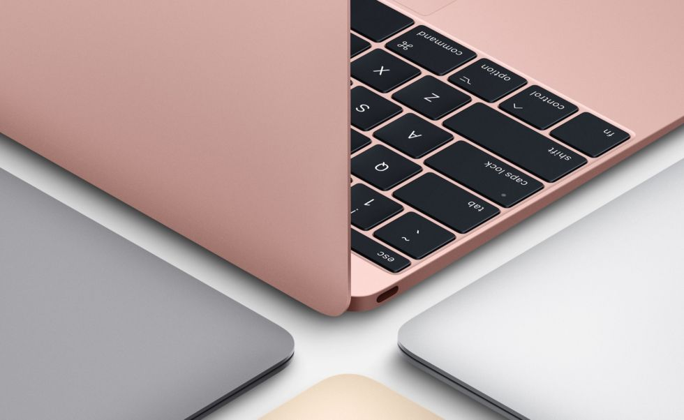 A better keyboard is the new MacBook's best feature.