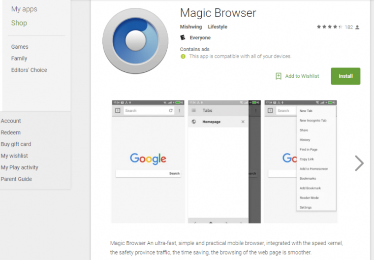 It's curtains for Google Play predecessor Android Market app store
