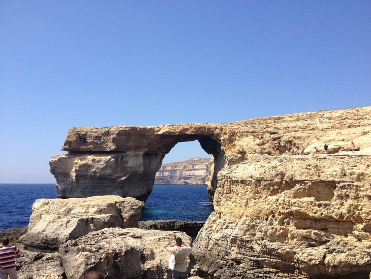 Five UK coastal wonders to see before they go the way of Malta's Azure Window