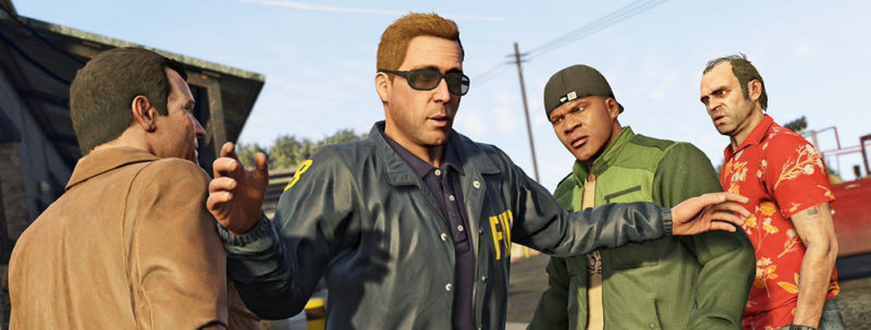 Single-player modding returns to GTA V after publisher takedown
