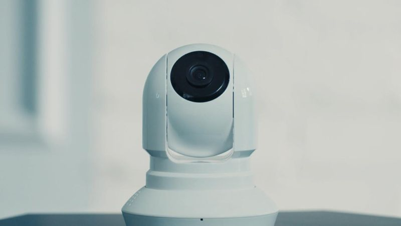Internet cameras have hard-coded password that can't be changed