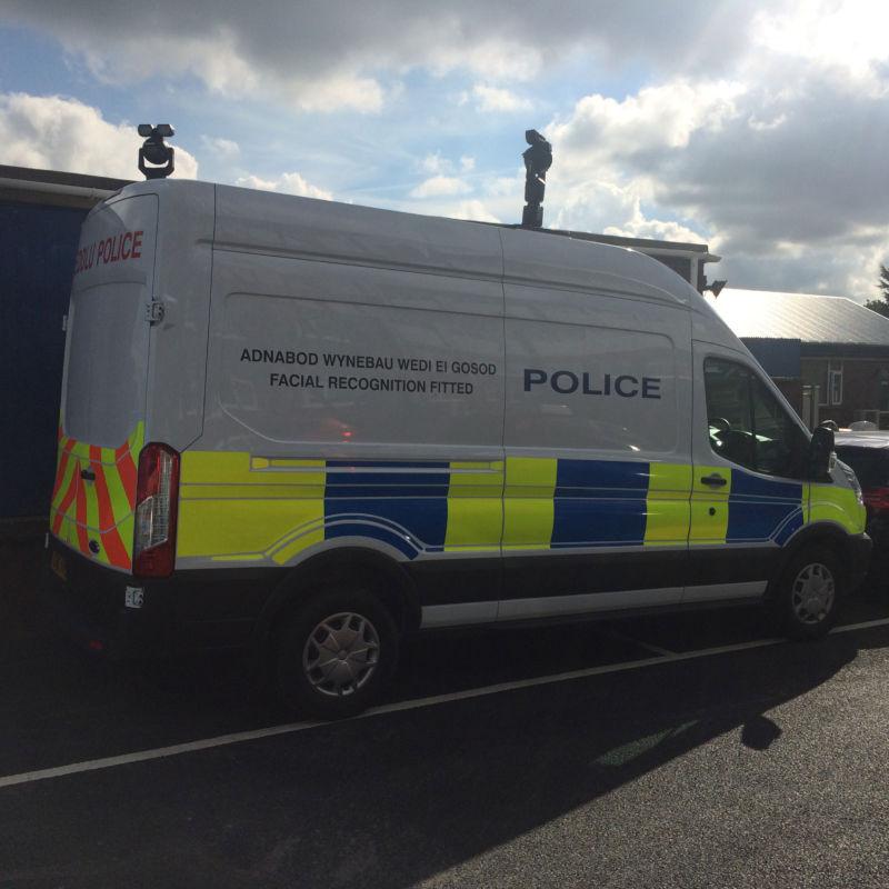 UK police arrest man via automatic face-recognition tech