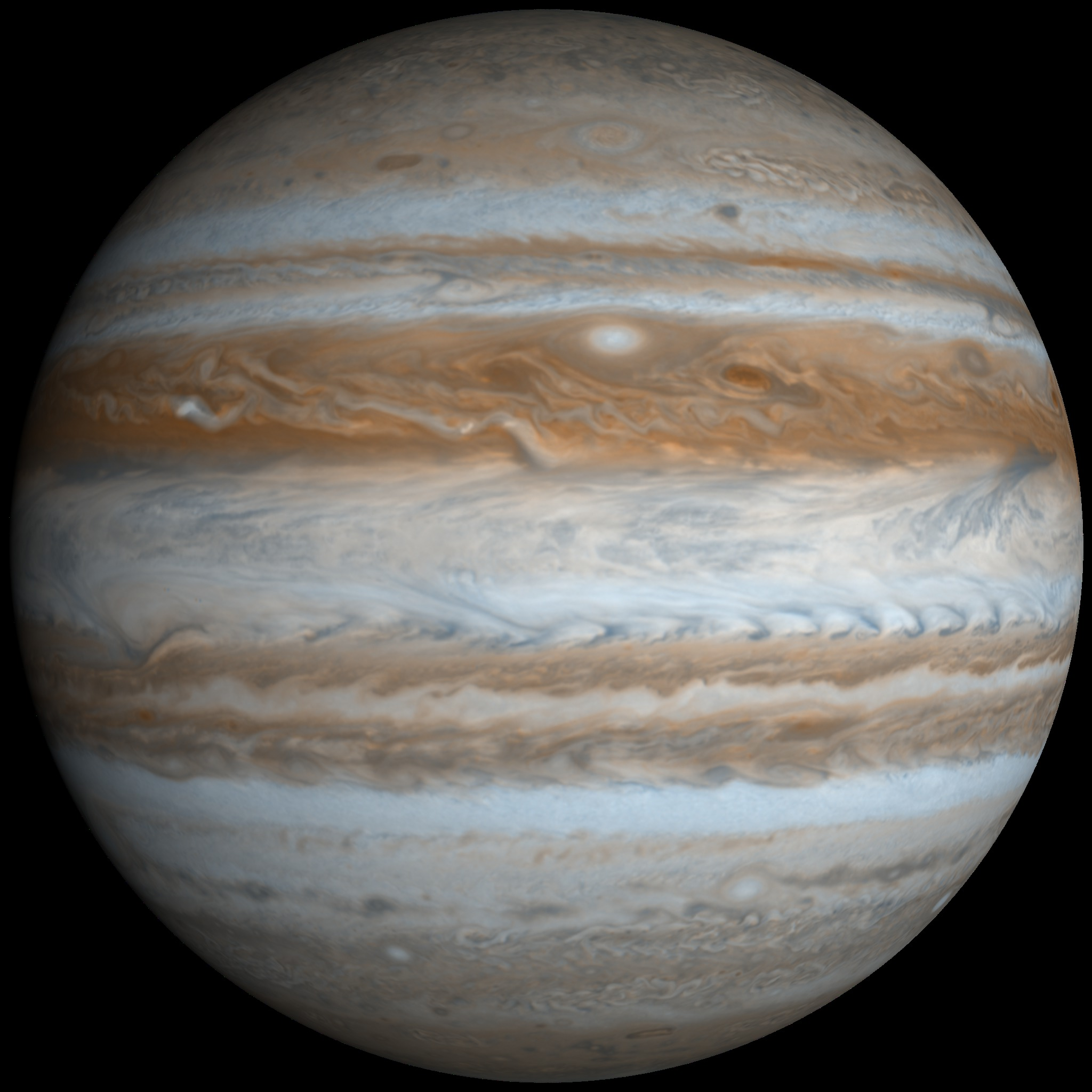 Real Pictures Of Jupiter The Planet New study sugge...